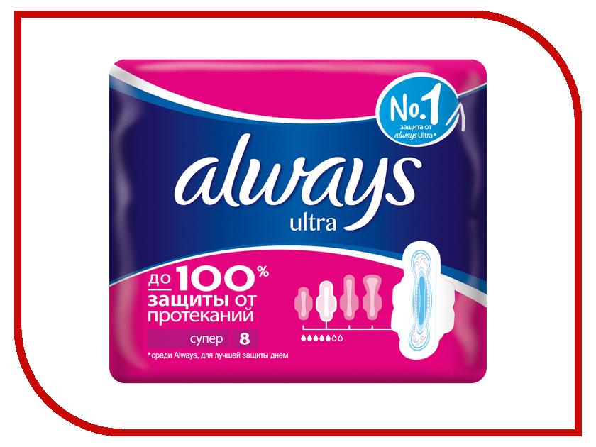Always Ultra Super Single AL-83732002 8шт