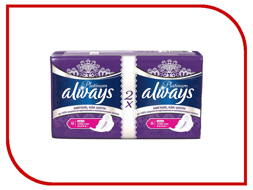 Always Ultra Platinum Collection Super Plus Duo AL-83728423 16шт
