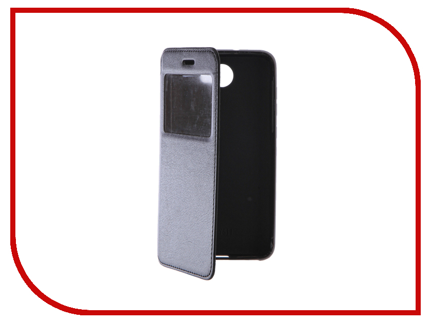 Аксессуар Чехол Huawei Y5 II Zibelino Sottile Black ZS-HUA-Y5II-BLK аксессуар защитное стекло huawei y5 ii caseguru 0 33mm 87169