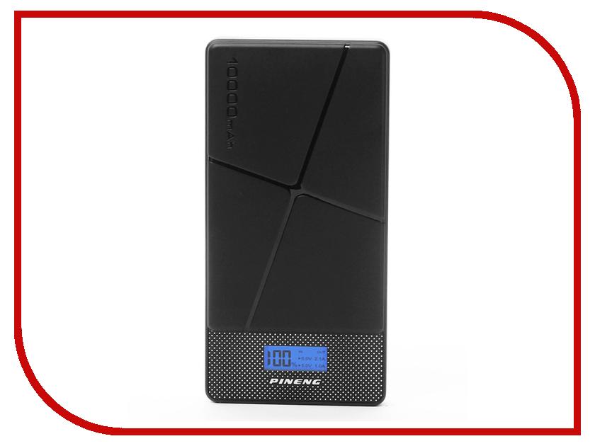 Аккумулятор Pineng PN-983 10000mAh Black