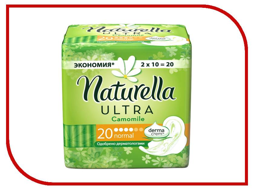 Naturella Ultra Camomile Normal Duo NT-83734594 20шт