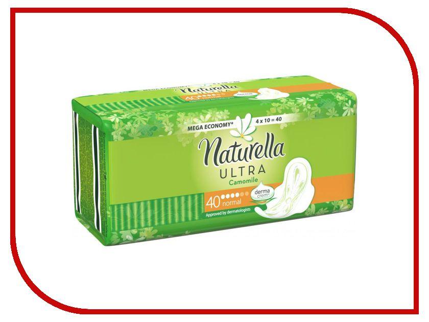Naturella Ultra Camomile Normal Quatro NT-83734595 40шт