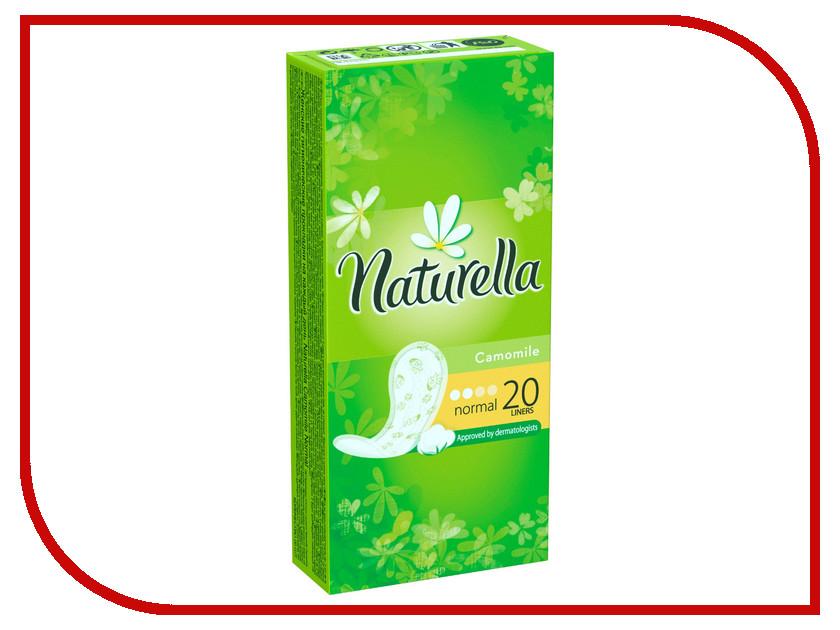 Naturella Ежедневные Camomile Normal Single NT-83730610 20шт<br>