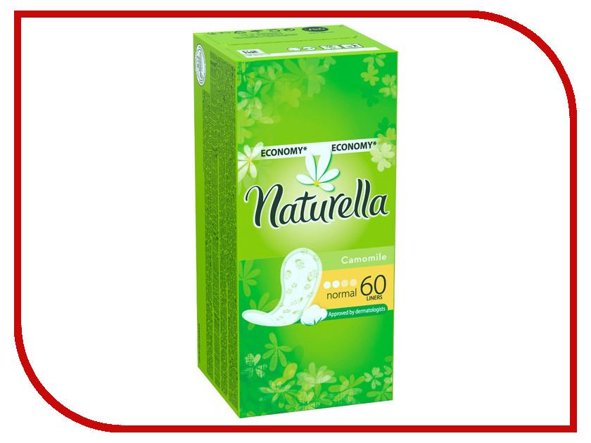 Naturella Ежедневные Camomile Normal Trio NT-83730611 60шт