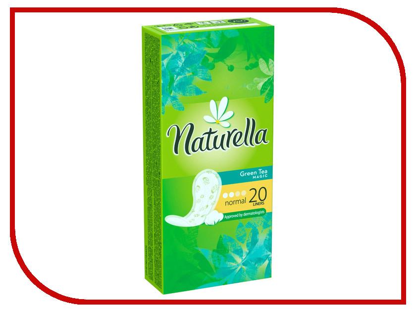 Naturella Ежедневные Green Tea Magic Normal Single NT-83731083 20шт