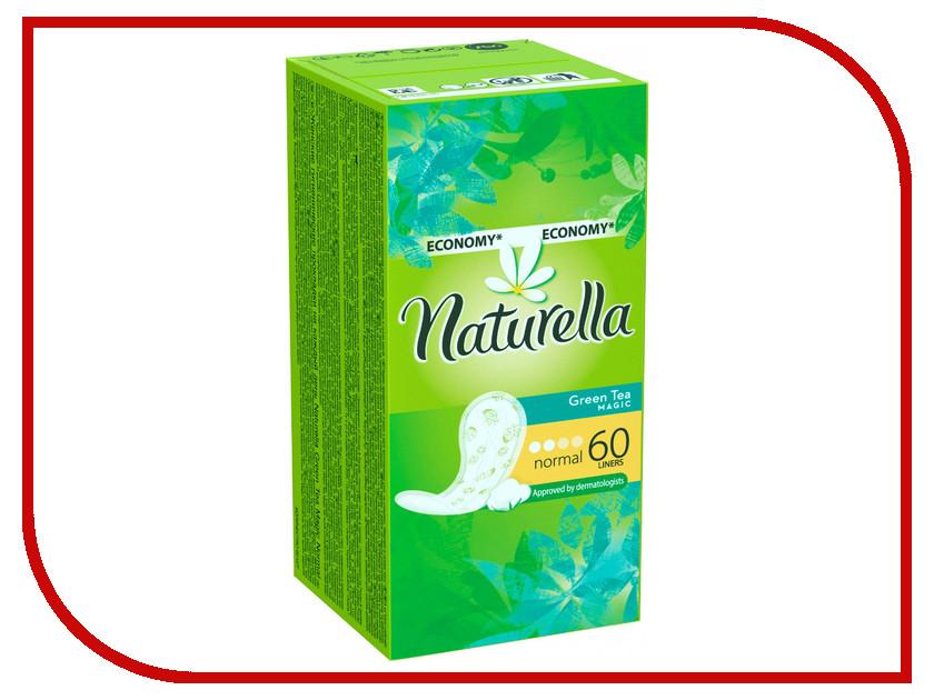 Naturella Ежедневные Green Tea Magic Normal Trio NT-83731082 60шт