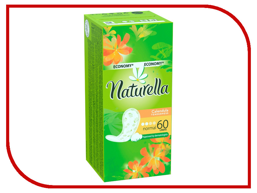 Naturella Ежедневные Calendula Tenderness Normal Trio NT-83734666 60шт