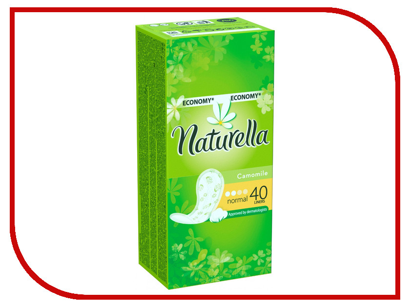 Naturella Ежедневные Camomile Normal Duo NT-83731078 40шт