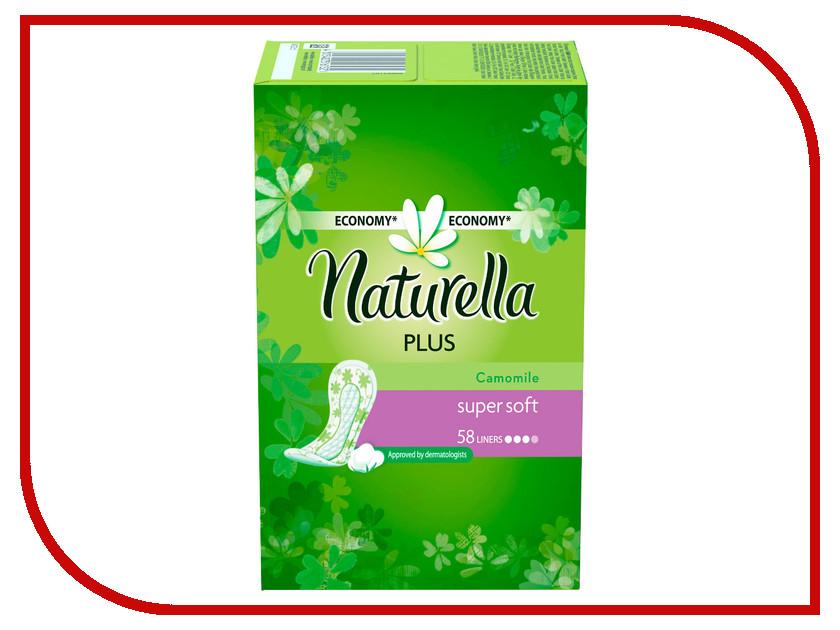 Naturella Ежедневные Camomile Plus Trio NT-83734657 58шт