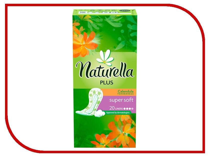 Naturella Ежедневные Calendula Tenderness Plus Single NT-83730984 20шт