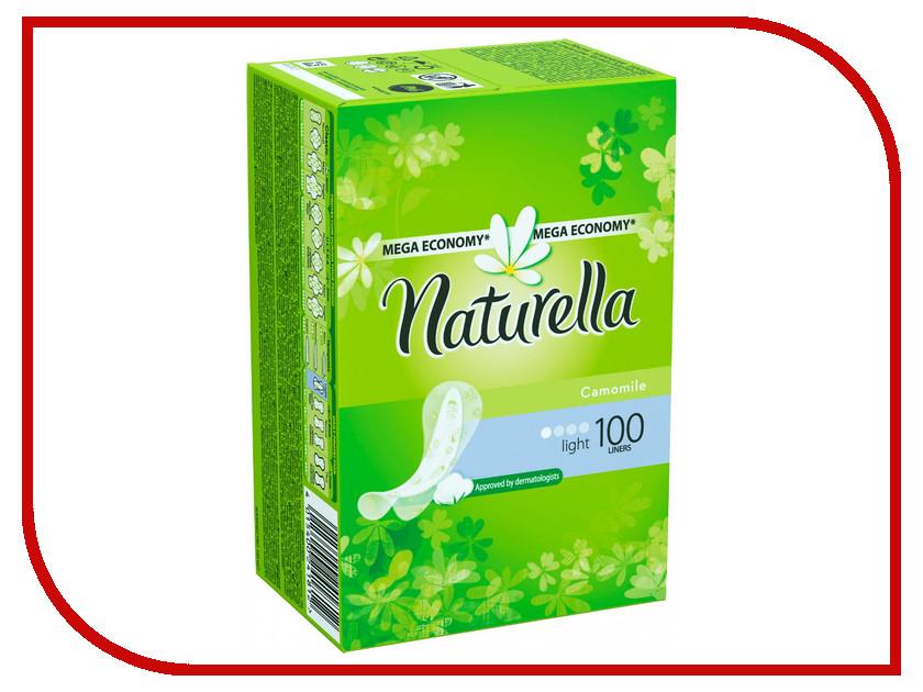 Naturella Ежедневные Camomile Light NT-83730991 100шт<br>