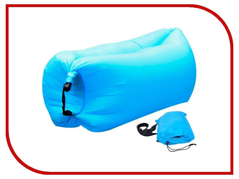 Надувной матрас Ecos 185x75x50cm Blue 002938