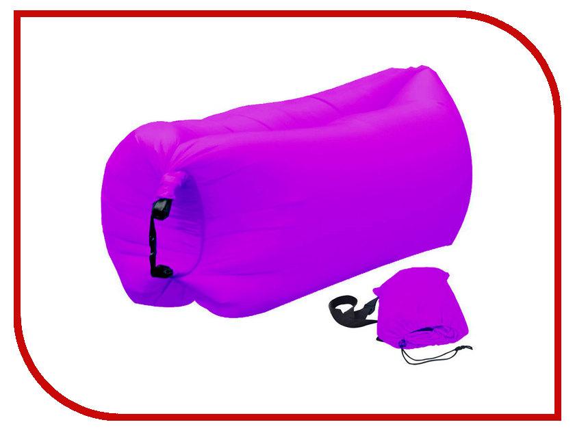 Надувной матрас Ecos 185x75x50cm Purple 002937