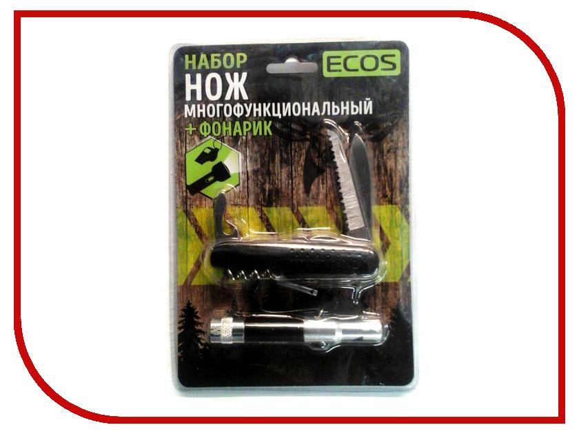 Нож Ecos Black 325128