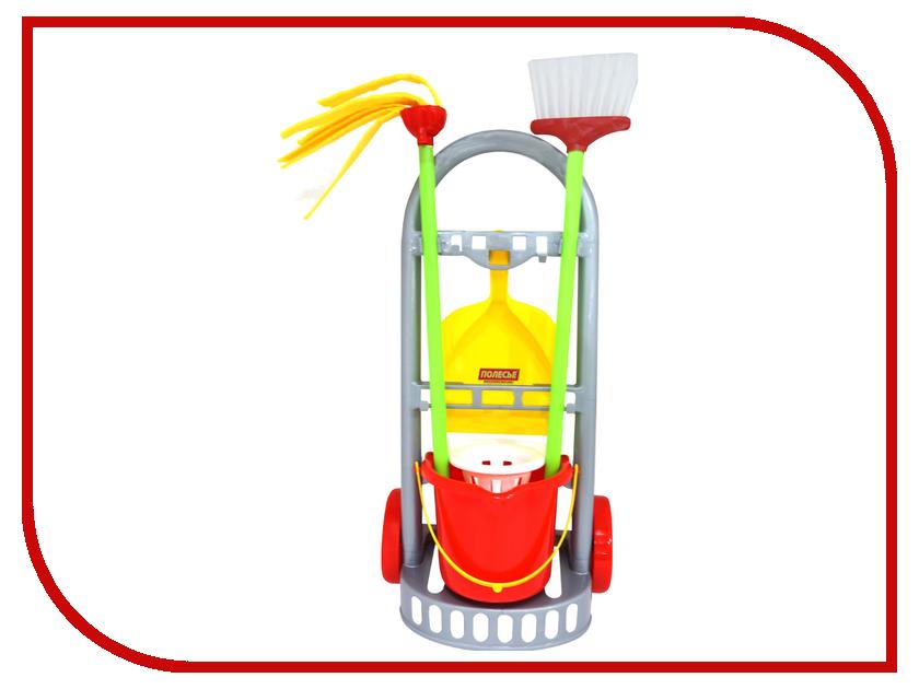 Игра Полесье Чистюля-мини 42910 легковой автомобиль полесье жук 0780