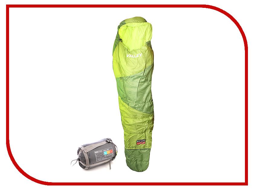 Cпальный мешок Ecos Valley Lime 998174