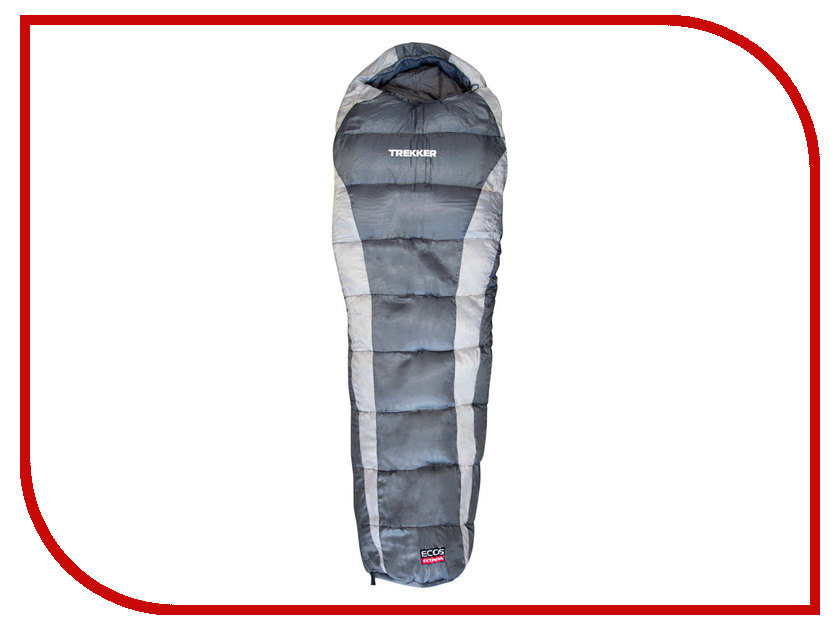 Cпальный мешок Ecos CAMO 998170 фляга ecos sport h29 sh305a blue wave