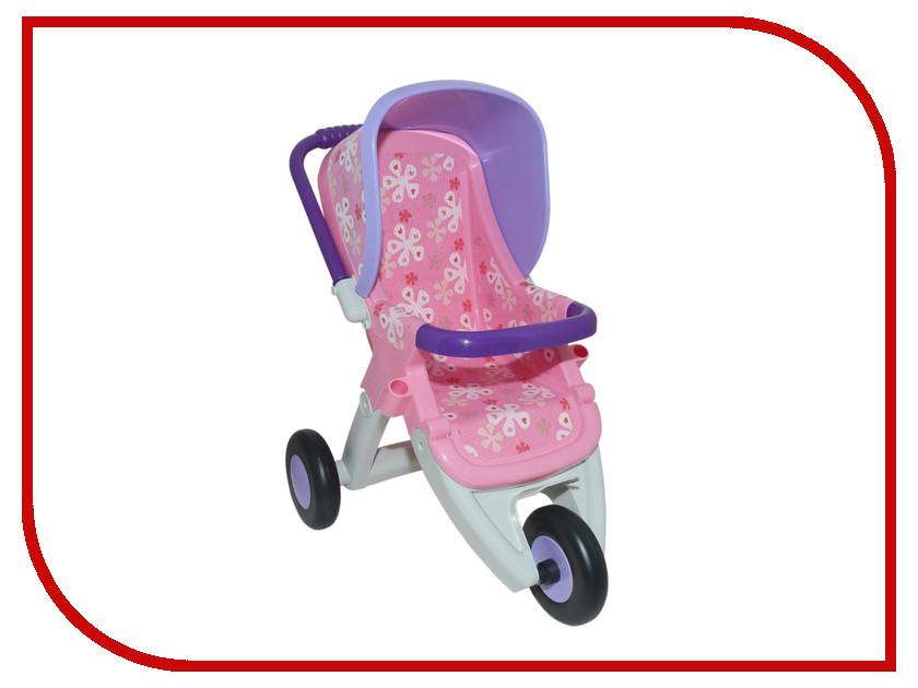 Коляска Полесье №2 прогулочная 48141 аксессуары для кукол dolu прогулочная коляска для кукол
