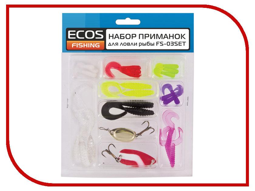 Приманка Ecos FS-03SET 324003<br>