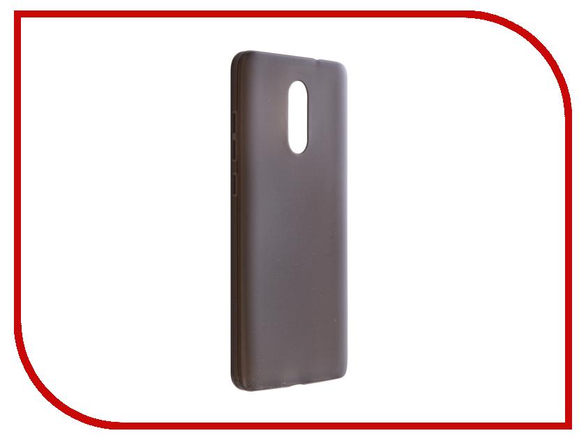 Аксессуар Чехол-бампер Xiaomi Redmi Pro Black аксессуар чехол бампер xiaomi redmi pro white