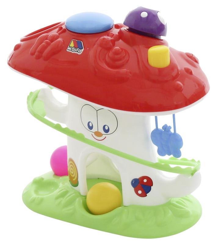 Игрушка Полесье Забавный гриб 47892