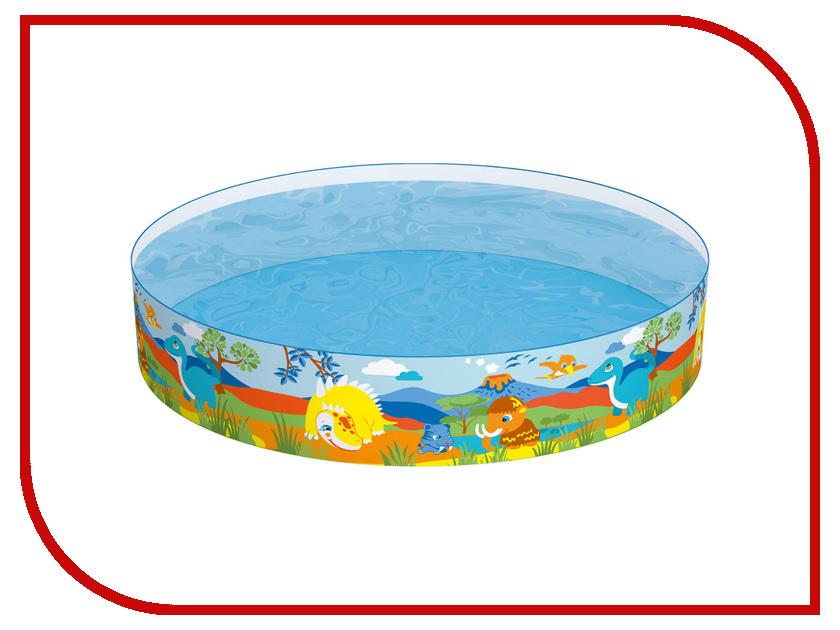 Детский бассейн BestWay Дикие животные 55022