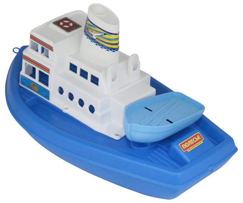 Игрушка Полесье Корабль Чайка 36964 игрушка полесье корабль чайка 36964