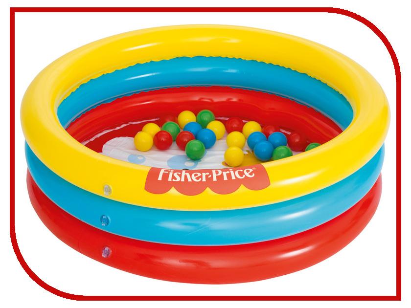 Детский бассейн BestWay Fisher Price 93501