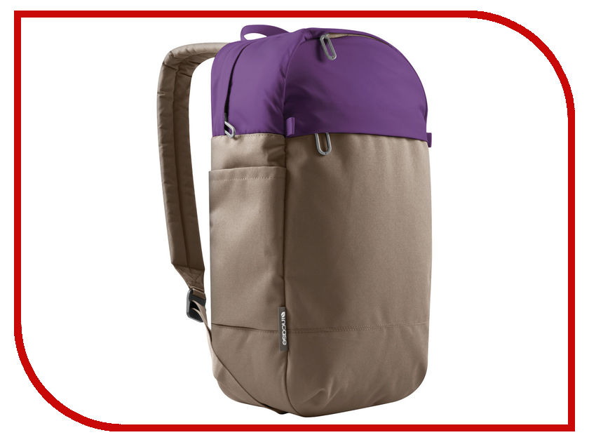 Аксессуар Incase 15.0-inch Designs Corp Campus Compact Backpack для MacBook Pro Purple-Warm Gray CL55469