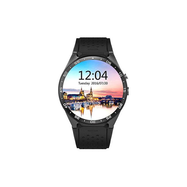 Умные часы KingWear KW88 Black