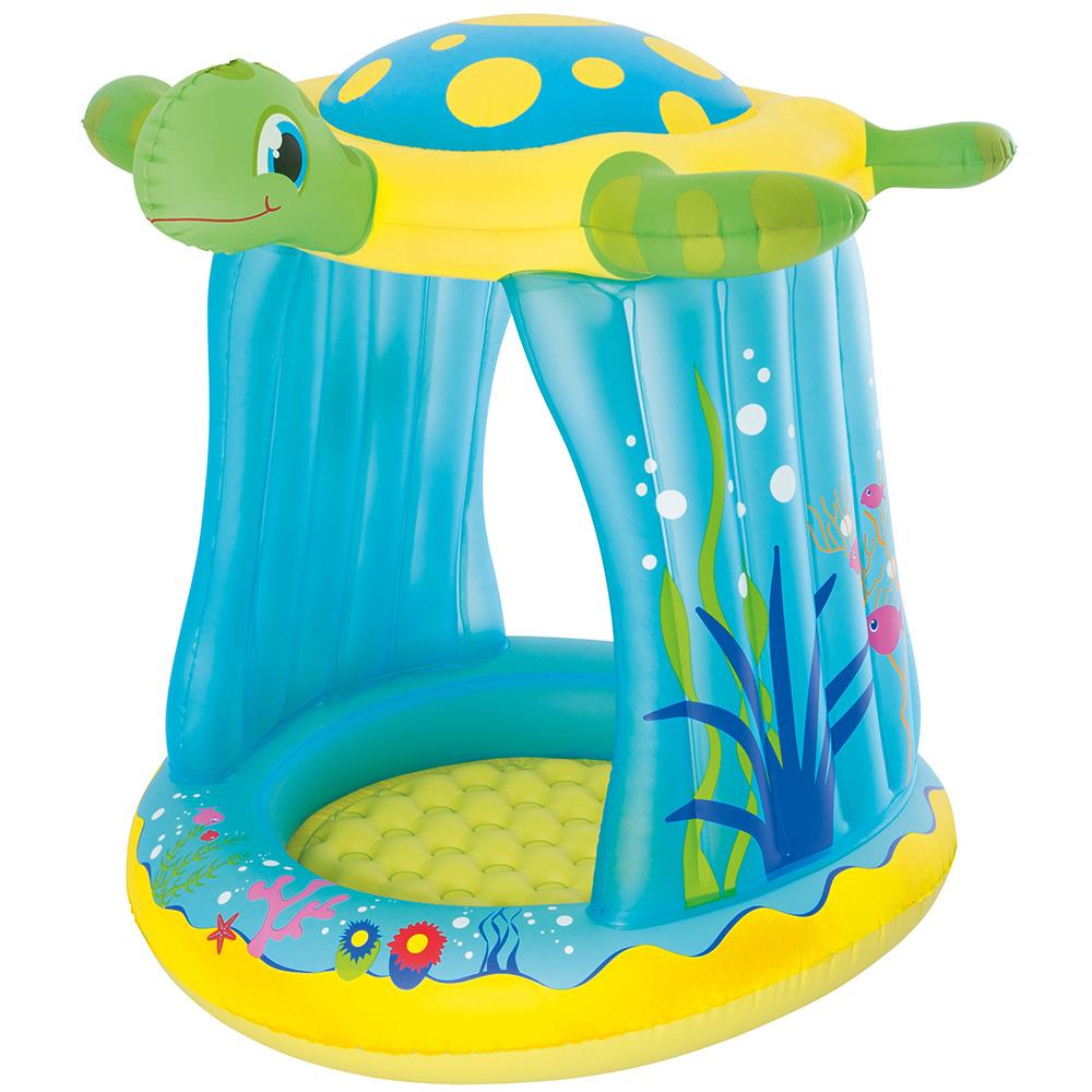 Детский бассейн BestWay Черепашка 52219 детский бассейн bestway fast set 57266