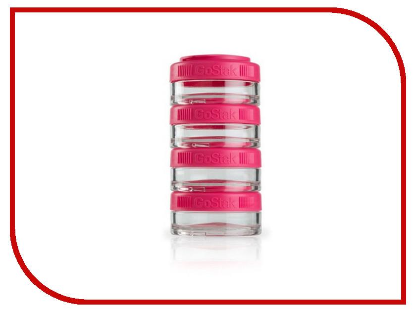 все цены на Набор контейнеров BlenderBottle GoStak 40ml Crimson BB-GS40-PINK онлайн