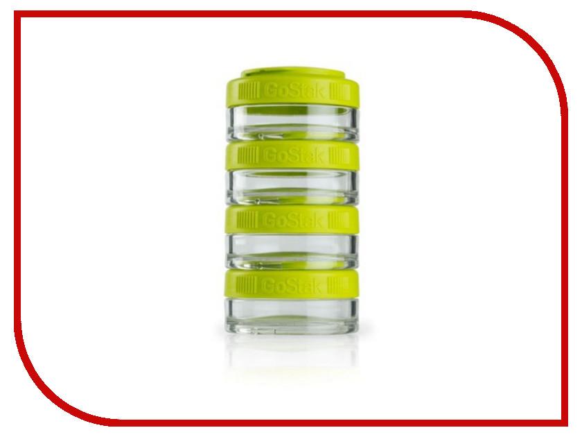 все цены на Набор контейнеров BlenderBottle GoStak 40ml Green BB-GS40-GREE онлайн