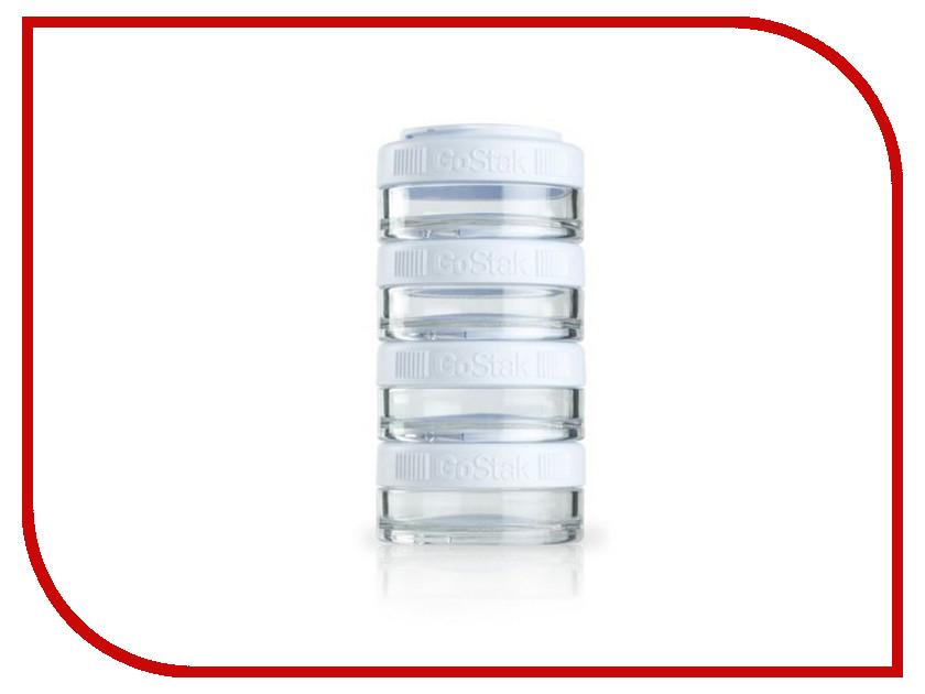 все цены на Набор контейнеров BlenderBottle GoStak 40ml White BB-GS40-WHIT онлайн