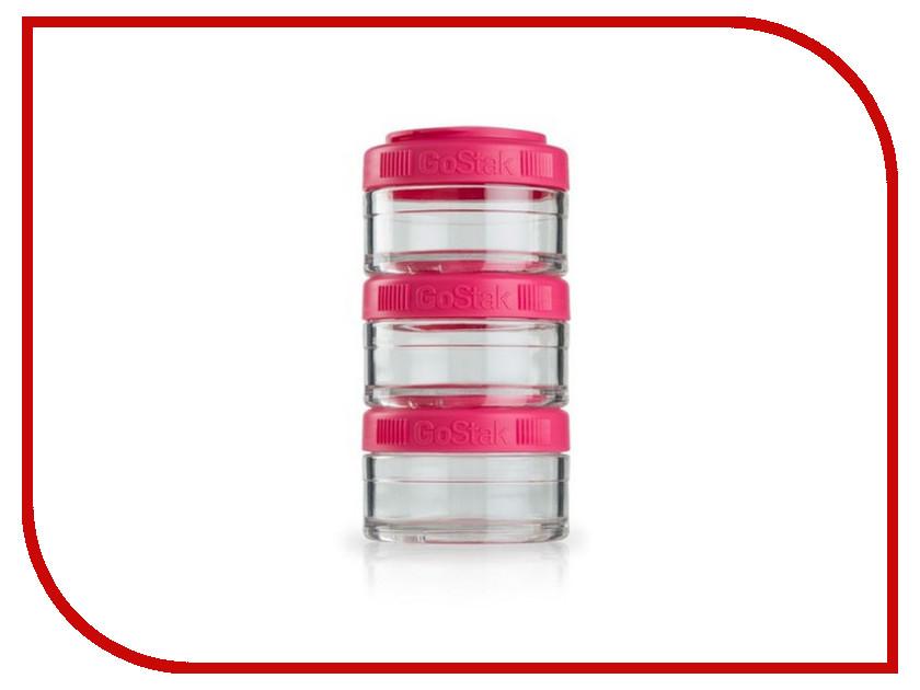 Набор контейнеров BlenderBottle GoStak 60ml Crimson BB-GS60-PINK от Pleer
