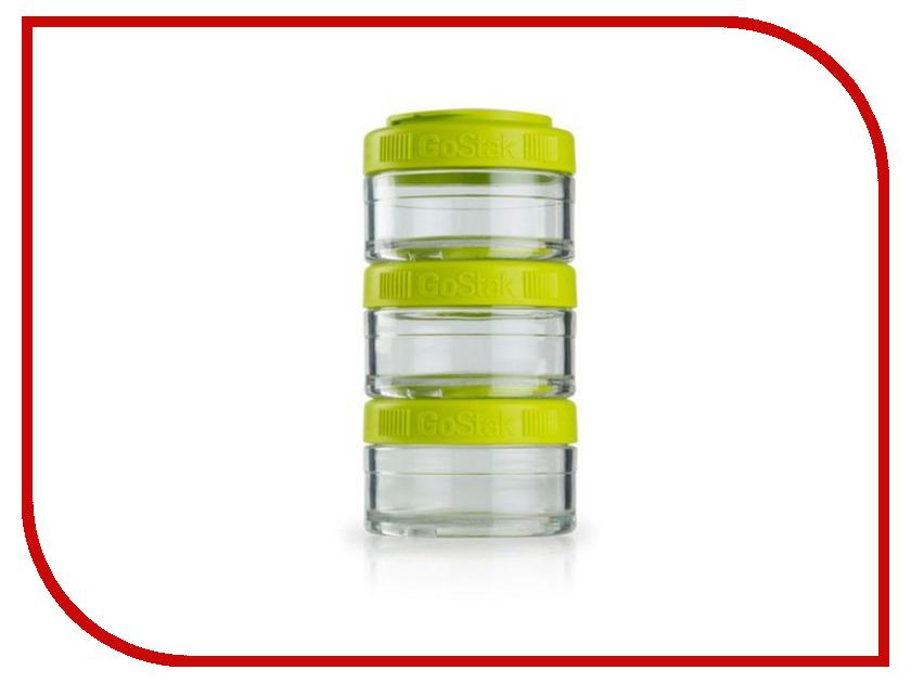Набор контейнеров BlenderBottle GoStak 60ml Green BB-GS60-GREE от Pleer