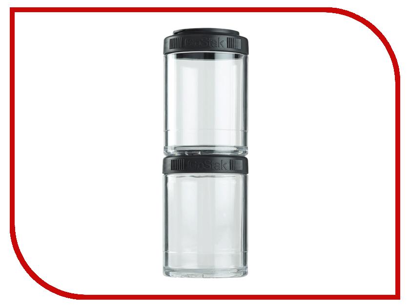Набор контейнеров BlenderBottle GoStak 150ml Black BB-G150-BLCK от Pleer