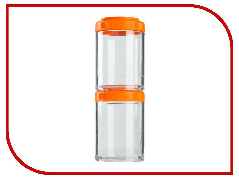 Набор контейнеров BlenderBottle GoStak 150ml Orange BB-G150-ORAN от Pleer