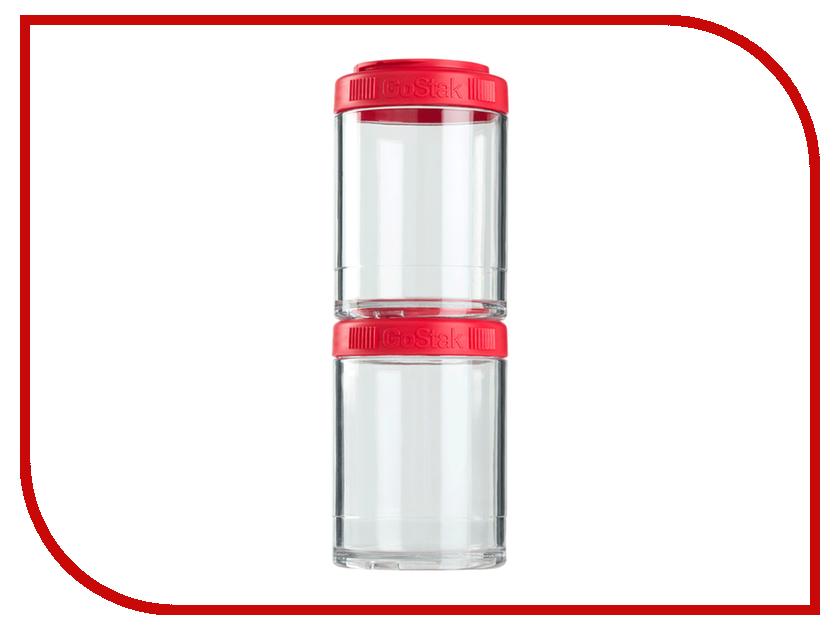 Набор контейнеров BlenderBottle GoStak 150ml Red BB-G150-REDD от Pleer