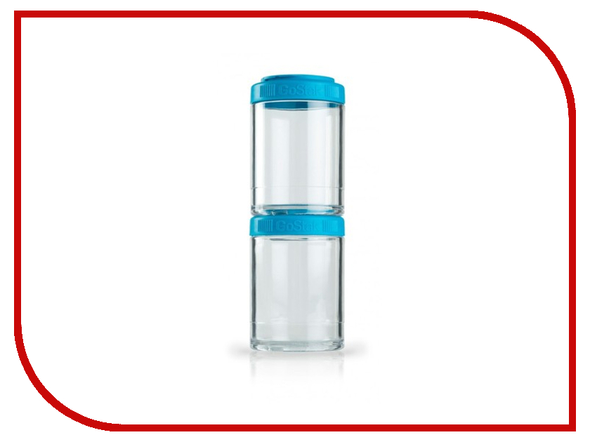 Кухонная принадлежность BlenderBottle GoStak 150ml Light Blue BB-G150-AQUA
