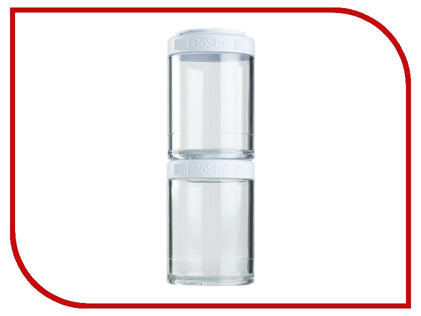 Набор контейнеров BlenderBottle GoStak 150ml White BB-G150-WHIT от Pleer