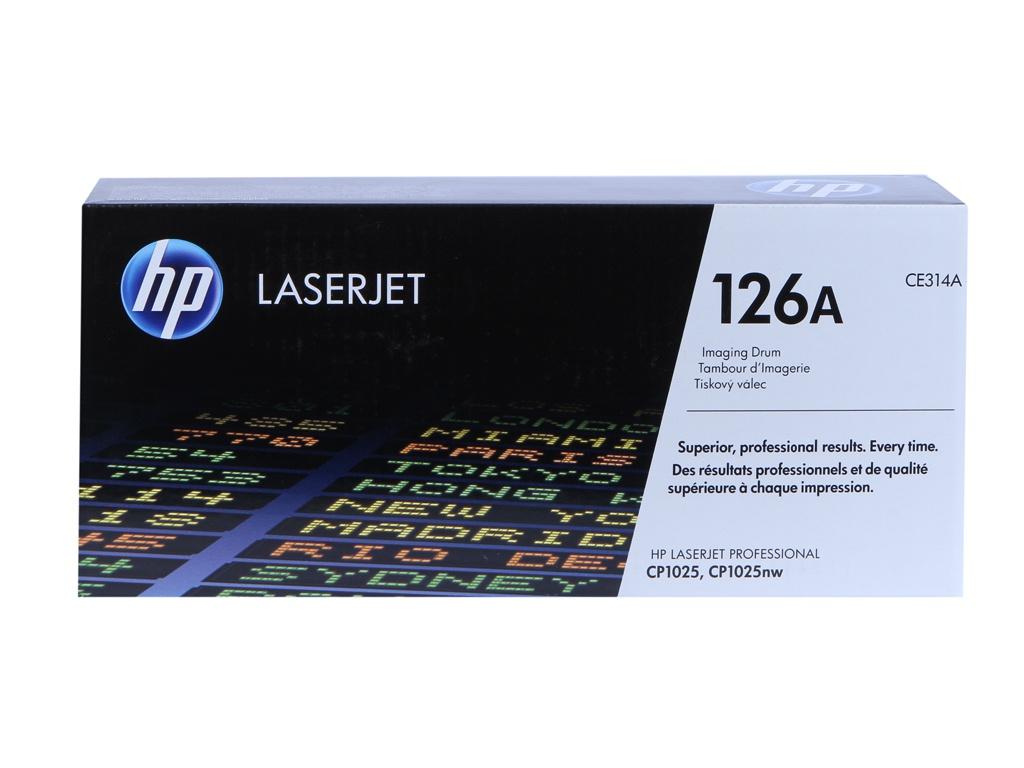 цена на Картридж HP 126A CE314A для LaserJet CP1025