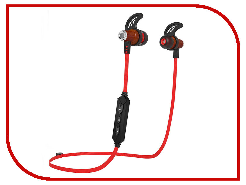 Symphonized NRG Wireless Red