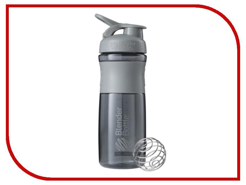 Шейкер BlenderBottle SportMixer 828ml Pebble Grey BB-SM28-PGRE