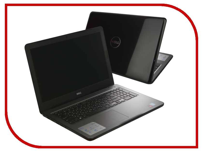 Ноутбук Dell Inspiron 5565 5565-8048 (AMD A6-9200 2.0 GHz/4096Mb/500Gb/DVD-RW/AMD Radeon R5 M435 2048Mb/Wi-Fi/Bluetooth/Cam/15.6/1366x768/Windows 10 64-bit) ноутбук hp 15 bw536ur 2gf36ea amd a6 9220 2 5 ghz 4096mb 500gb dvd rw amd radeon 520 2048mb wi fi cam 15 6 1366x768 windows 10 64 bit