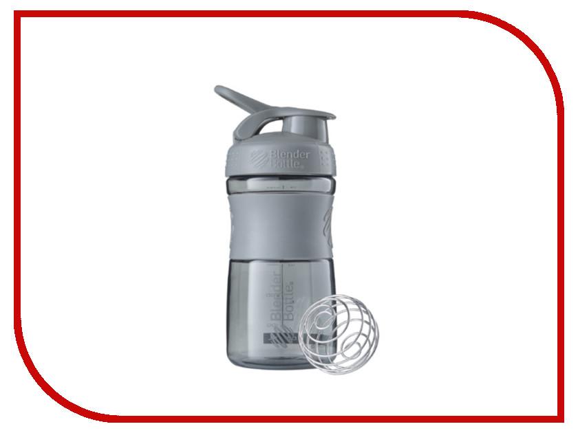 Шейкер BlenderBottle SportMixer 591ml Pebble Grey BB-SM20-PGRE