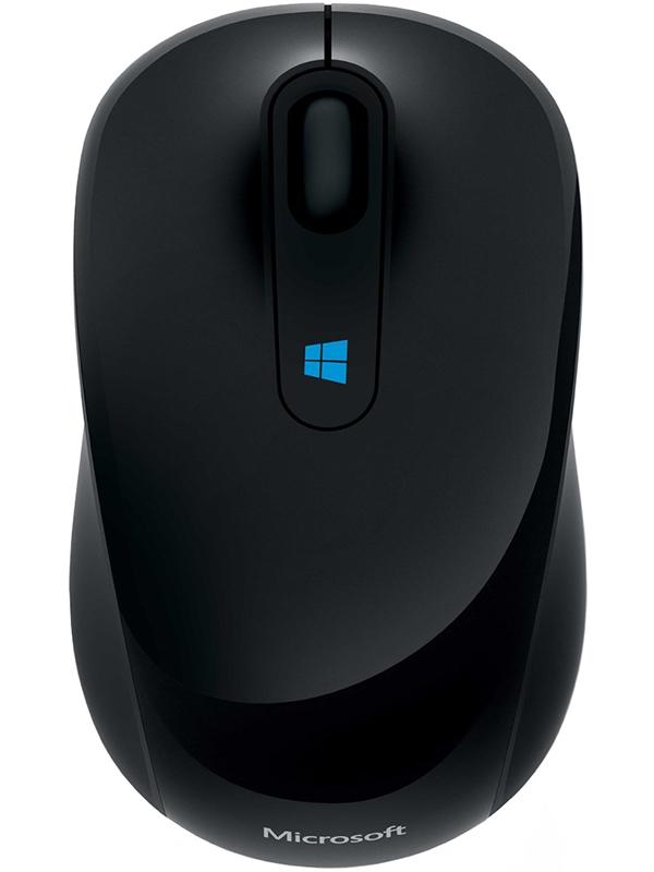 лучшая цена Мышь Microsoft Sculpt Black USB 43U-00004