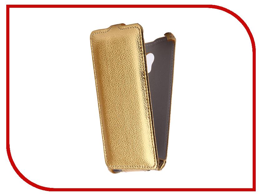 Аксессуар Чехол Meizu M5S Zibelino Classico Gold ZCL-MZ-M5S-GLD аксессуар чехол meizu m5s zibelino classico black zcl mz m5s blk