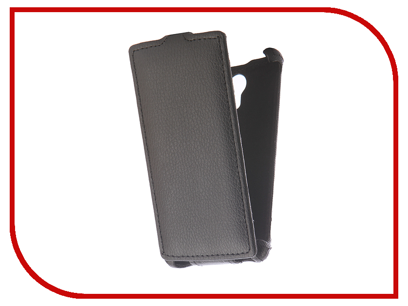 Аксессуар Чехол Tele2 Mini 1.1 Zibelino Classico Black ZCL-TL2-MIN-1.1-BLK аксессуар чехол prestigio muze k5 zibelino classico black zcl prst k5 blk