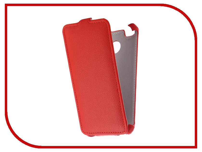 Аксессуар Чехол Xiaomi Redmi 4X Zibelino Classico Red ZCL-XIA-RDM-4X-RED аксессуар чехол xiaomi redmi 4x zibelino classico black zcl xia rdm 4x blk